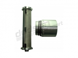 EVO X large capacity trans filter reusable